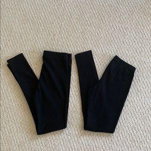 2 H&M Leggings NWT
